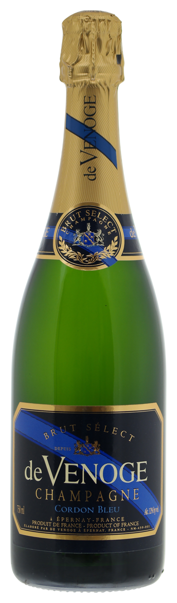 De Venoge Brut Cordon Blue Select