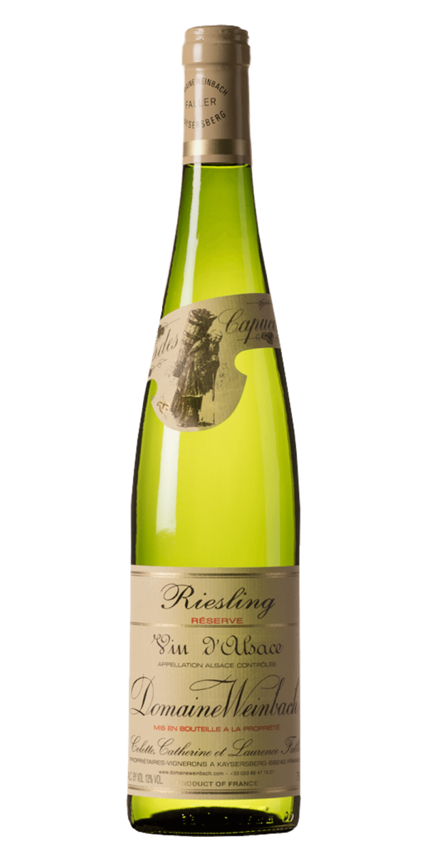 Weinbach - Riesling Reserve 2018