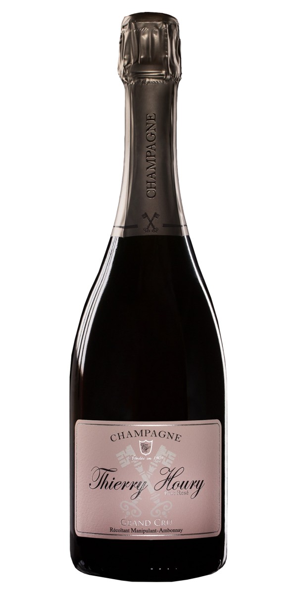 Thierry Houry - Brut Rosé