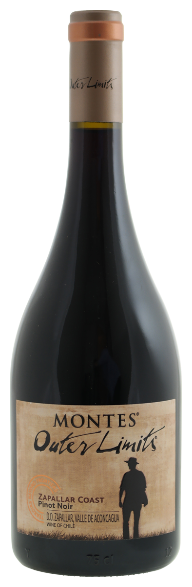 Montes Outer Limits Pinot Noir 2019